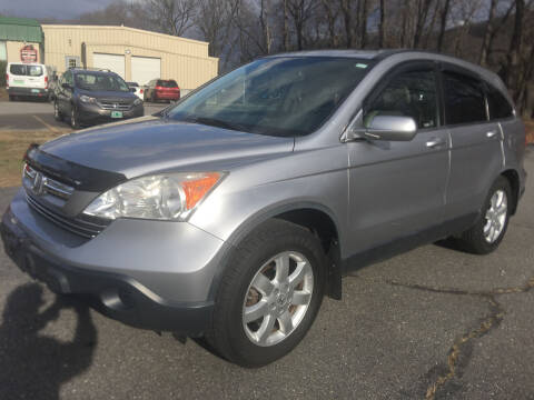 2007 Honda CR-V for sale at BRATTLEBORO AUTO SALES in Brattleboro VT