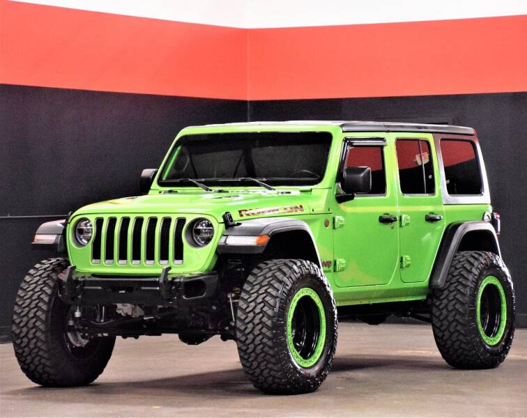 2019 Jeep Wrangler Unlimited for sale at Style Motors LLC in Hillsboro OR