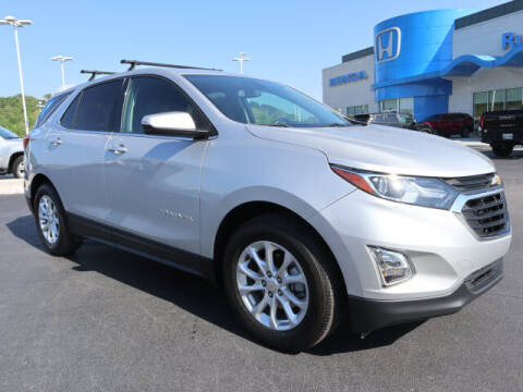 2019 Chevrolet Equinox for sale at RUSTY WALLACE HONDA in Knoxville TN