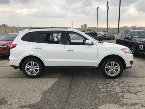 2012 Hyundai Santa Fe for sale at Cj king of car loans/JJ's Best Auto Sales in Troy MI