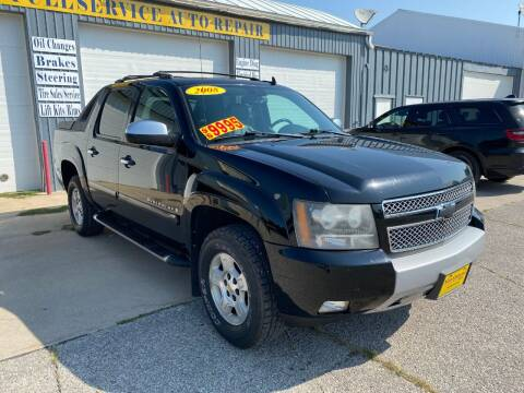 2008 Chevrolet Avalanche for sale at Northland Auto in Humboldt IA