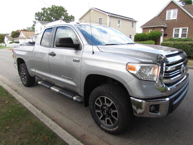2016 Toyota Tundra for sale at First Choice Automobile in Uniondale NY
