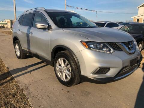 2016 Nissan Rogue for sale at Wyss Auto in Oak Creek WI