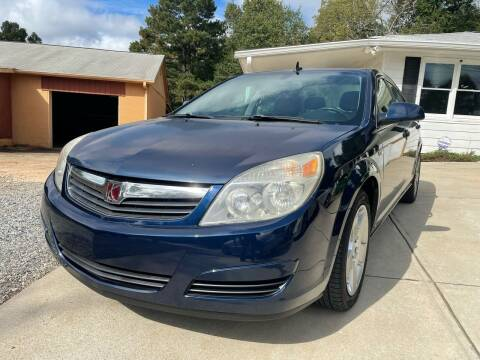 2009 Saturn Aura for sale at Efficiency Auto Buyers in Milton GA