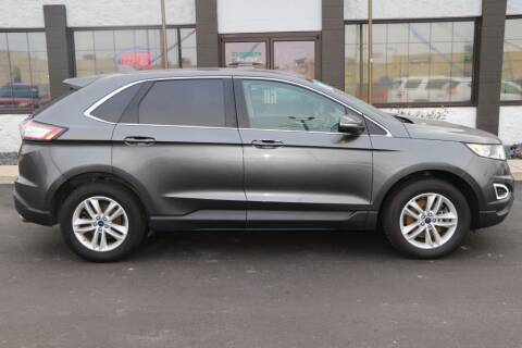 2017 Ford Edge for sale at Ultimate Auto Deals DBA Hernandez Auto Connection in Fort Wayne IN
