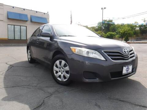 2011 Toyota Camry for sale at Platinum Auto Sales in Provo UT