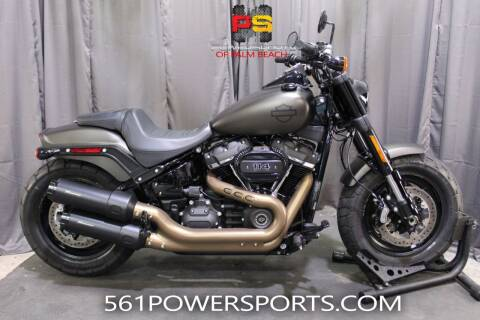 2020 Harley-Davidson Fat Bob® 114 for sale at Powersports of Palm Beach in Hollywood FL