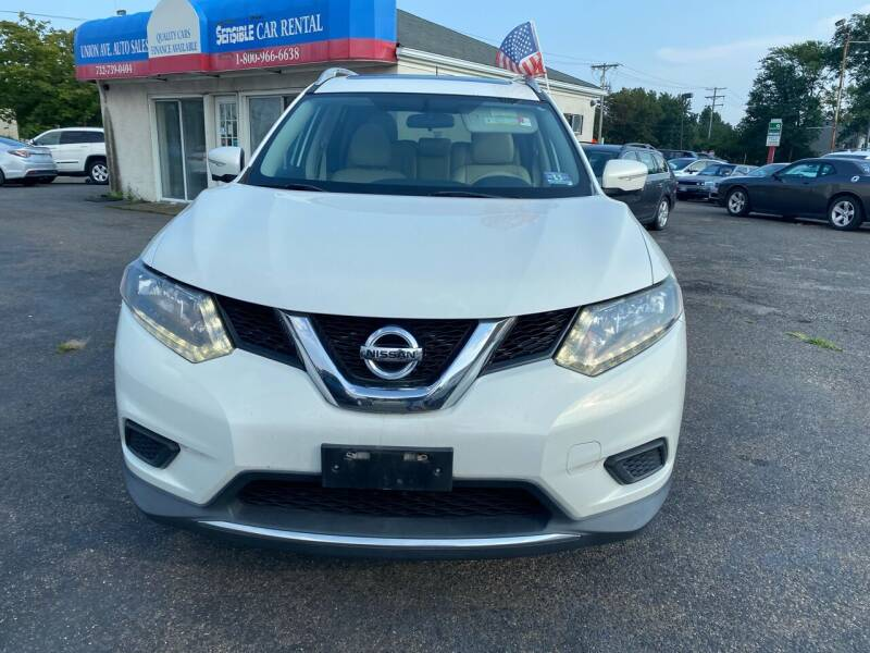 2014 Nissan Rogue for sale at Union Avenue Auto Sales in Hazlet NJ