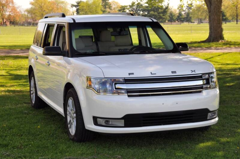 2019 Ford Flex for sale at Auto House Superstore in Terre Haute IN