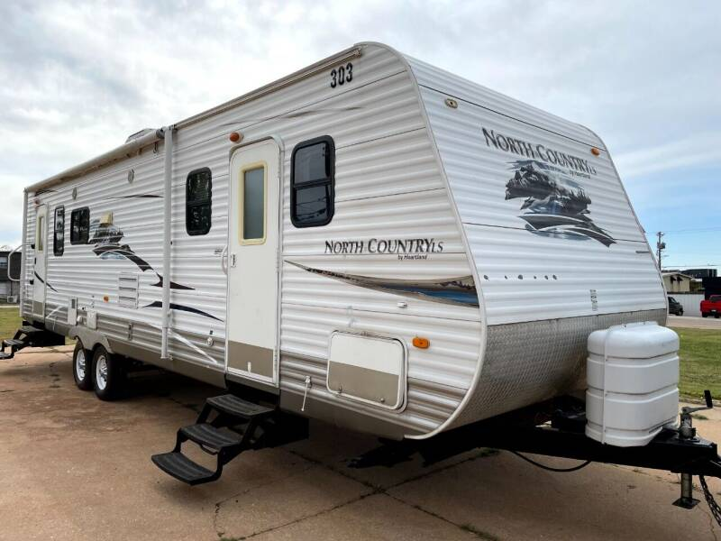 2010 Heartland North Country LS for sale at Automay Car Sales in Oklahoma City OK