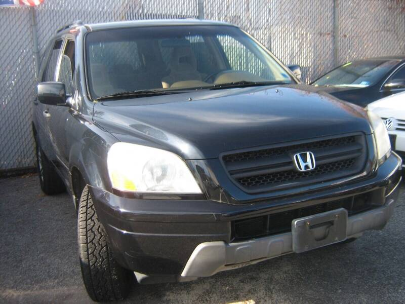 2005 Honda Pilot for sale at JERRY'S AUTO SALES in Staten Island NY