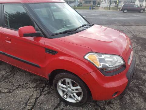 2010 Kia Soul for sale at USA AUTO WHOLESALE LLC in Cleveland OH