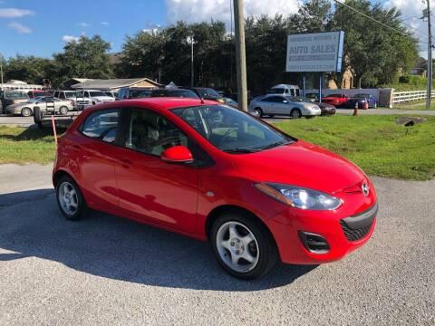 2011 Mazda MAZDA2 for sale at Universal Motors Plus LLC in Largo FL