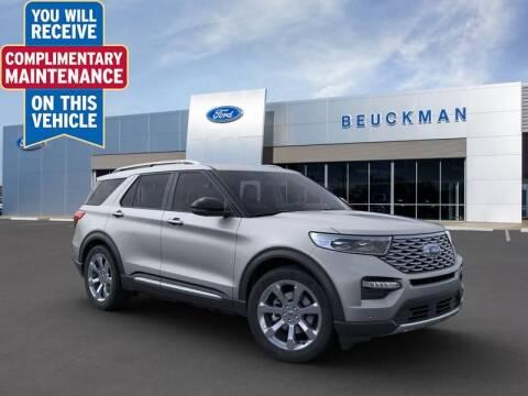 2021 Ford Explorer for sale at Ford Trucks in Ellisville MO