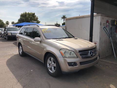 2007 Mercedes-Benz GL-Class for sale at Valley Auto Center in Phoenix AZ