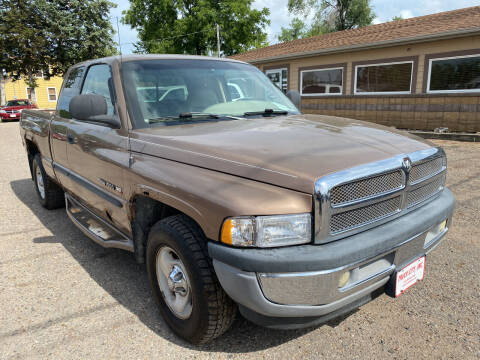 2000 Dodge Ram Pickup 1500 for sale at Truck City Inc in Des Moines IA