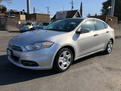 2013 Dodge Dart for sale at C J Auto Sales in Riverbank CA