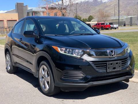 2019 Honda HR-V for sale at A.I. Monroe Auto Sales in Bountiful UT