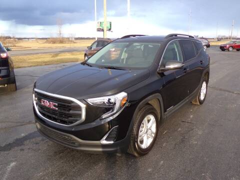 2019 GMC Terrain for sale at Westpark Auto in Lagrange IN