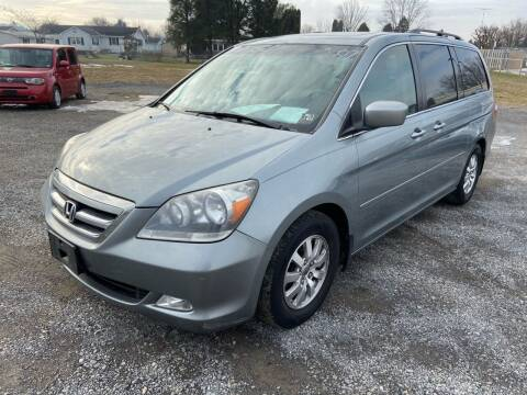 2007 Honda Odyssey for sale at US5 Auto Sales in Shippensburg PA