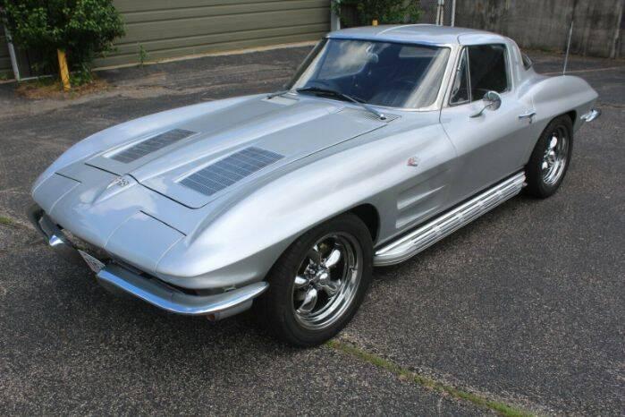 1963 Chevrolet Corvette for sale in Cadillac, MI