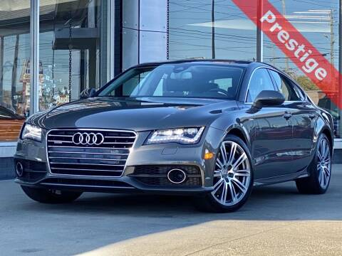 2014 Audi A7 for sale at Carmel Motors in Indianapolis IN