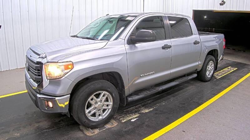 2014 Toyota Tundra for sale at HERMANOS SANCHEZ AUTO SALES LLC in Dallas TX