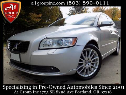 2009 Volvo S40 for sale at A1 Group Inc in Portland OR