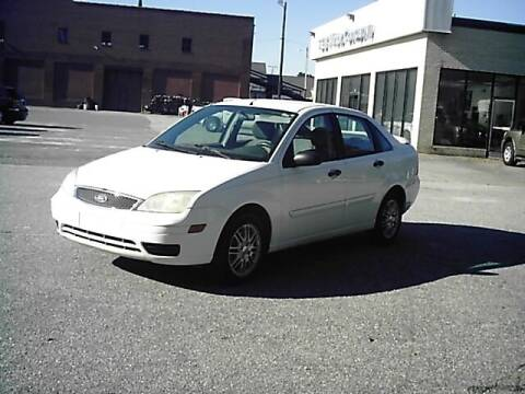 2005 Ford Focus for sale at S & R Motor Co in Kernersville NC