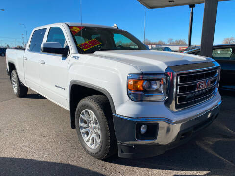 2015 GMC Sierra 1500 for sale at Top Line Auto Sales in Idaho Falls ID