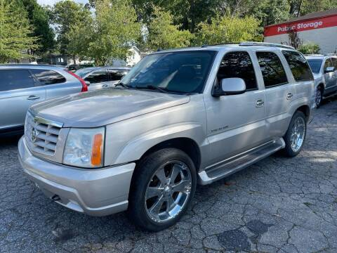 2004 Cadillac Escalade for sale at Car Online in Roswell GA