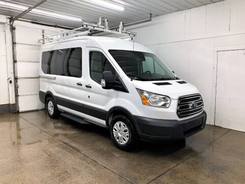 2016 Ford Transit Passenger for sale at PARKWAY AUTO in Hudsonville MI