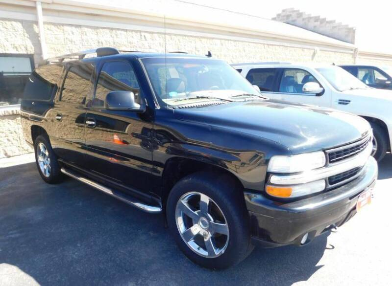 2006 Chevrolet Suburban for sale at Will Deal Auto & Rv Sales in Great Falls MT