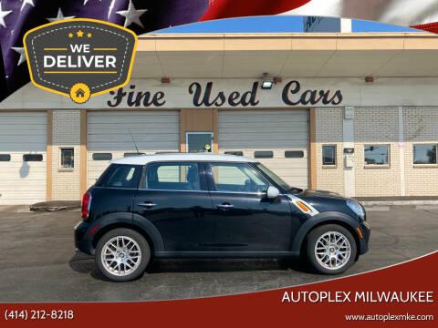 2011 MINI Cooper Countryman for sale at Autoplex 2 in Milwaukee WI