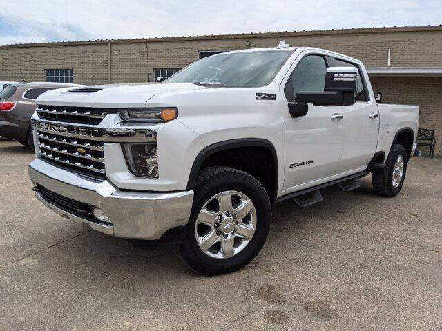 2020 Chevrolet Silverado 2500HD for sale at Quality Auto of Collins in Collins MS