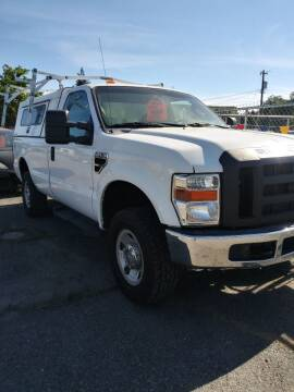 2008 Ford F-250 Super Duty for sale at 2 Way Auto Sales in Spokane Valley WA