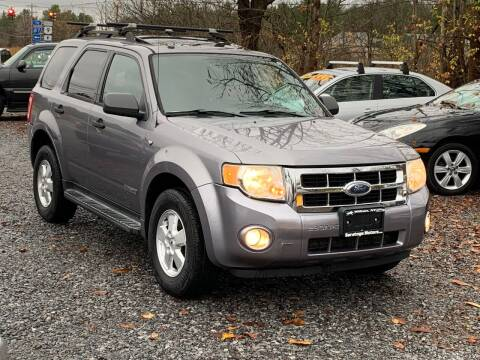 2008 Ford Escape for sale at Saratoga Motors in Gansevoort NY