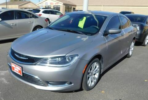 2015 Chrysler 200 for sale at Will Deal Auto & Rv Sales in Great Falls MT
