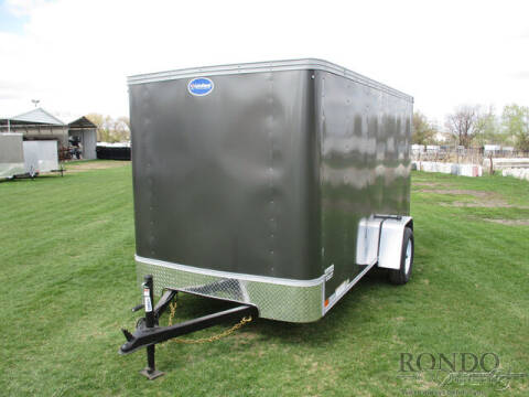 2022 United Enclosed Cargo XLE-612SA30-S for sale at Rondo Truck & Trailer in Sycamore IL