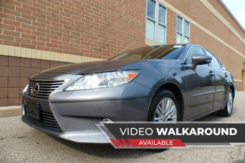 2014 Lexus ES 350 for sale at Macomb Automotive Group in New Haven MI