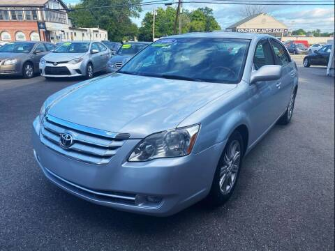 2006 Toyota Avalon for sale at Dijie Auto Sale and Service Co. in Johnston RI