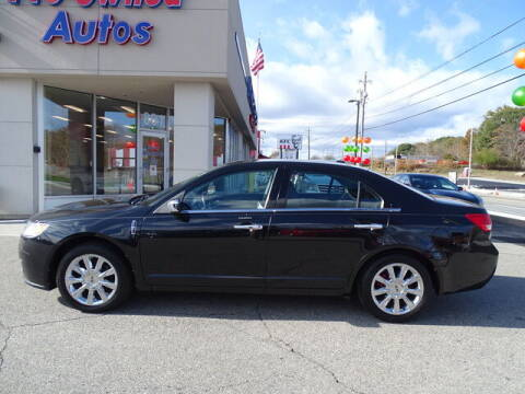 2010 Lincoln MKZ for sale at KING RICHARDS AUTO CENTER in East Providence RI