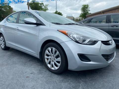 2013 Hyundai Elantra for sale at Wilkinson Used Cars in Milledgeville GA