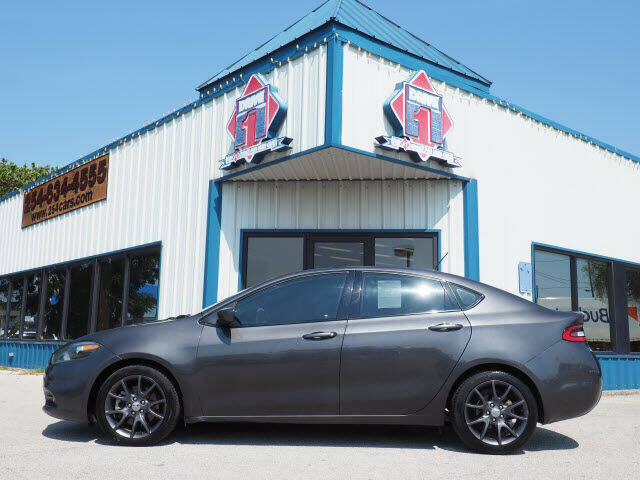 2016 Dodge Dart for sale at DRIVE 1 OF KILLEEN in Killeen TX