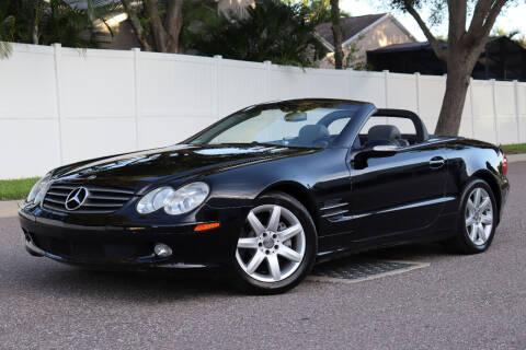 2003 Mercedes-Benz SL-Class for sale at Carpros Auto Sales in Largo FL