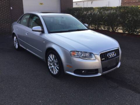 2008 Audi A4 for sale at International Motor Group LLC in Hasbrouck Heights NJ