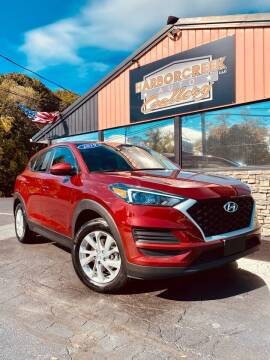 2019 Hyundai Tucson for sale at Harborcreek Auto Gallery in Harborcreek PA