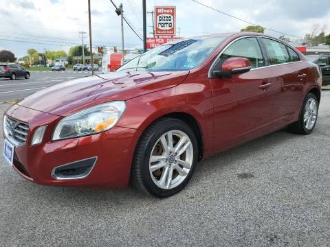 2012 Volvo S60 for sale at Autobahn Motor Group in Willow Grove PA