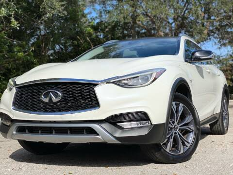 2017 Infiniti QX30 for sale at HIGH PERFORMANCE MOTORS in Hollywood FL