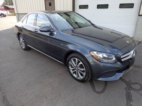 2016 Mercedes-Benz C-Class for sale at BETTER BUYS AUTO INC in East Windsor CT